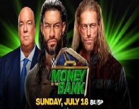 Repetición Wwe Money In The Bank 2021 En Español Latino Full Show