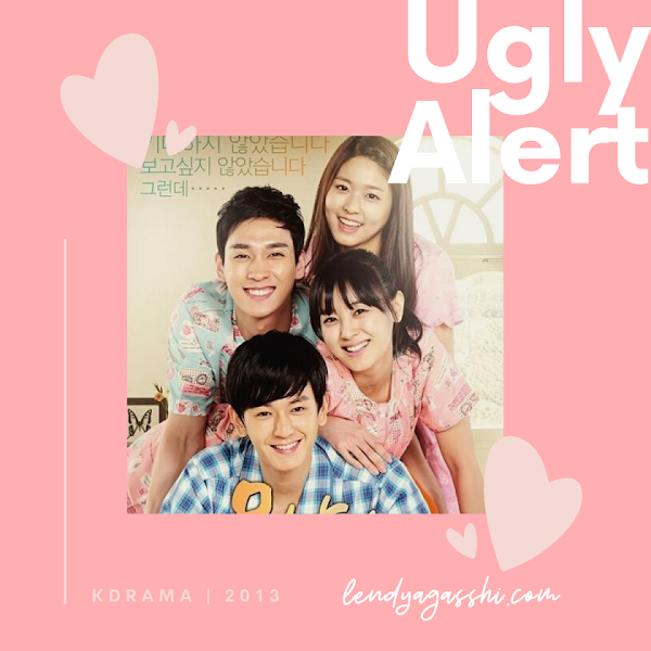 Ugly Alert (2013) : Extra-Ordinary Love