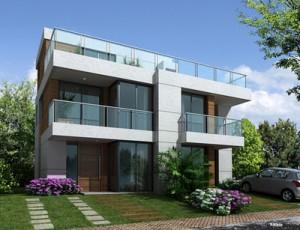 Constru house projeto for Casa moderna gratis