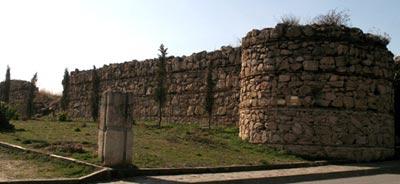 Resultado de imagen de castillo viejo manzanares el real