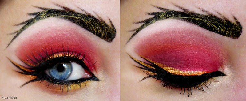 01-Harry-Potter-Gryffindor-Killerpeach94-Body-Painting-The-Eye-Treatment-www-designstack-co
