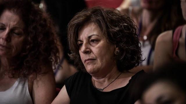 Δίκη Χρυσής Αυγής: Κατέρρευσε η Μάγδα Φύσσα (video)