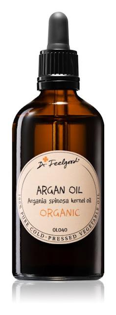 olio di argan puro