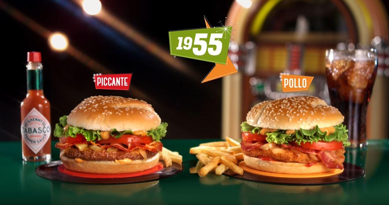 Canzone Pubblicità McDonald's 1955