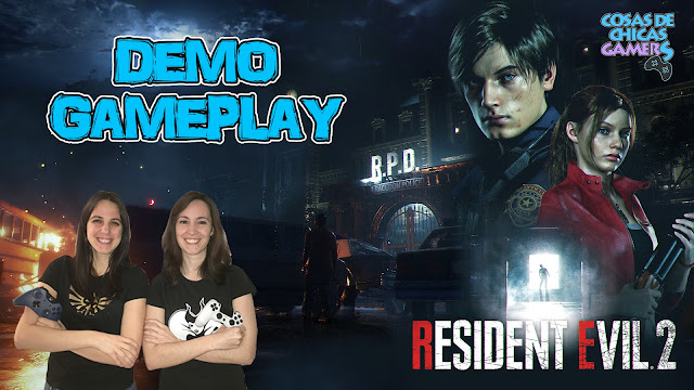 Gameplay Demo Resident Evil 2 Remake