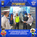 Seluruh  Angkutan Umum di Inhil Dilarang Membawa Pemudik Dalam Provinsi Maupun Antar Provinsi