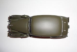 coleccion coches militares a escala II Guerra Mundial