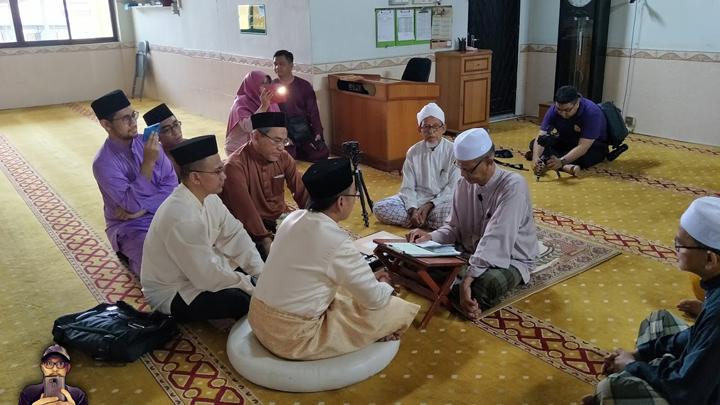 Majlis Pernikahan Keluarga Singapura