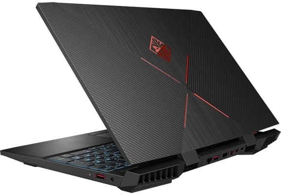 HP OMEN 15-DC0015NS: portátil gaming Core i7 con gráfica GeForce GTX 1050 Ti (4 GB)