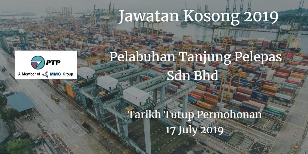 Jawatan Kosong PTP 17 July 2019