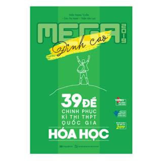 Mega Luyện Đề THPTQG 2019 Hóa Học – Tích Hợp Video Bài Giảng 8+ ebook PDF EPUB AWZ3 PRC MOBI