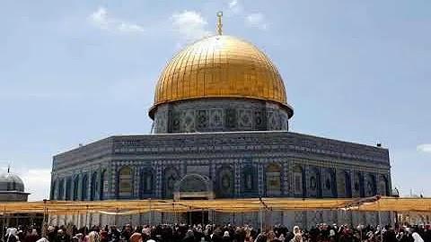 أنشودة هنا القدس - طيور الجنة