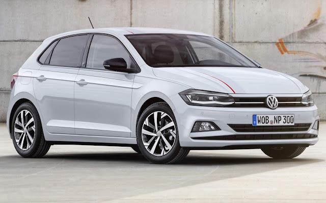 Novo VW Polo 2018 Beats