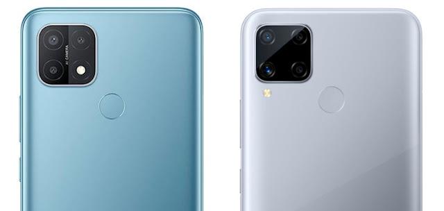 Oppo telah resmi merilis varian terbaru untuk lini A Series yaitu Oppo A Perbandingan Oppo A15 vs Realme C15, Bagus Mana?