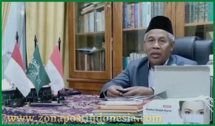 Ketua PWNU Jatim Dukung Polda Jatim Laksanakan Vaksinasi Covid-19 Bagi Masyarakat