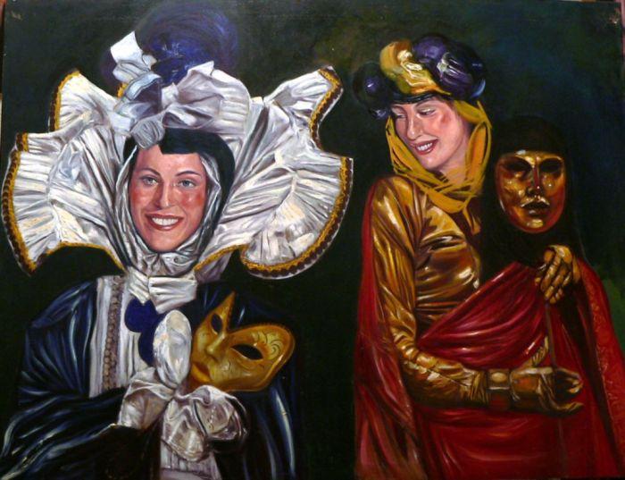 Испанский художник. Angel Dorado Candela