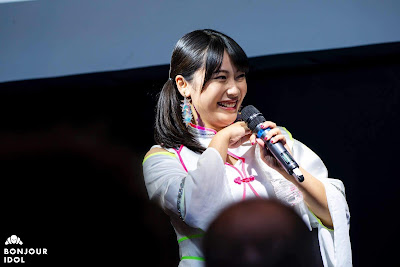 Marina Kojima - miraiskirt ミライスカート - Japan Expo 2019 - Bonjour Idol