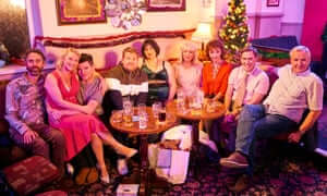 Gavin, Stacey, Christmas, exceptional, audit, completely crackin,