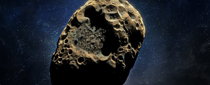 Scientists Are Investigating Building a Space Station Inside a Giant Asteroid