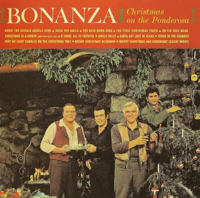 Christmas at the Ponderosa