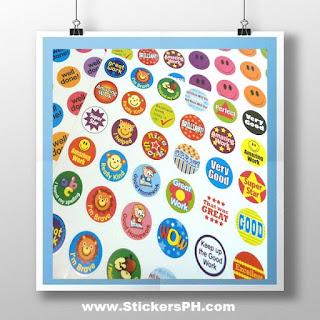 Kiss-Cut Vinyl Stickers
