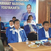 DPD PAN 3 Wilayah DIY Gelar Musda, DPW dan DPP Lakukan Monitoring