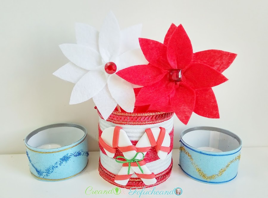 2-ideas-navideñas-con-latas-manualidades-faciles-con-reciclaje-creandoyfofucheando