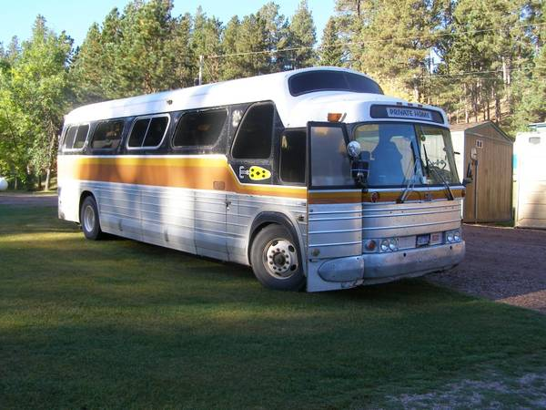 1971 GMC Conversion Coach For Sale