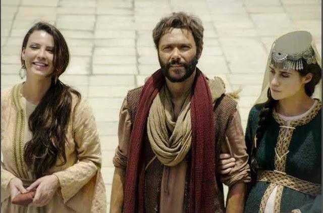 cena de Genesis Nadi com Terá e esposa