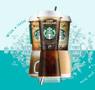 Prueba el café Starbucks Chilled Classic