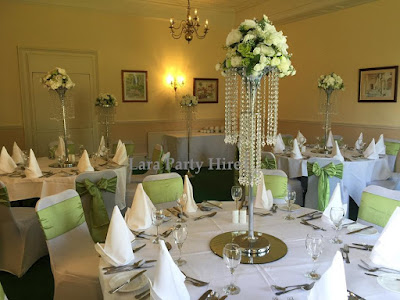 2 Tier 90cm Tall Crystal Chandelier Centrepiece With Table Mirror And Tea  Light Holders 20cm Diameter Top Plate Price With Set Up U20ac20