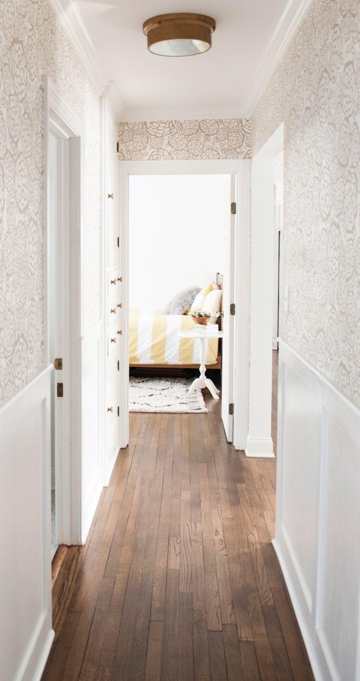 Marta decoycina como decorar pasillos largos for Casa floor