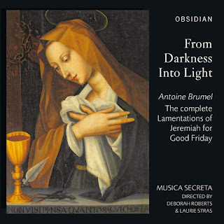 From Darkness Into Light - Musica Secreta - Obsidian