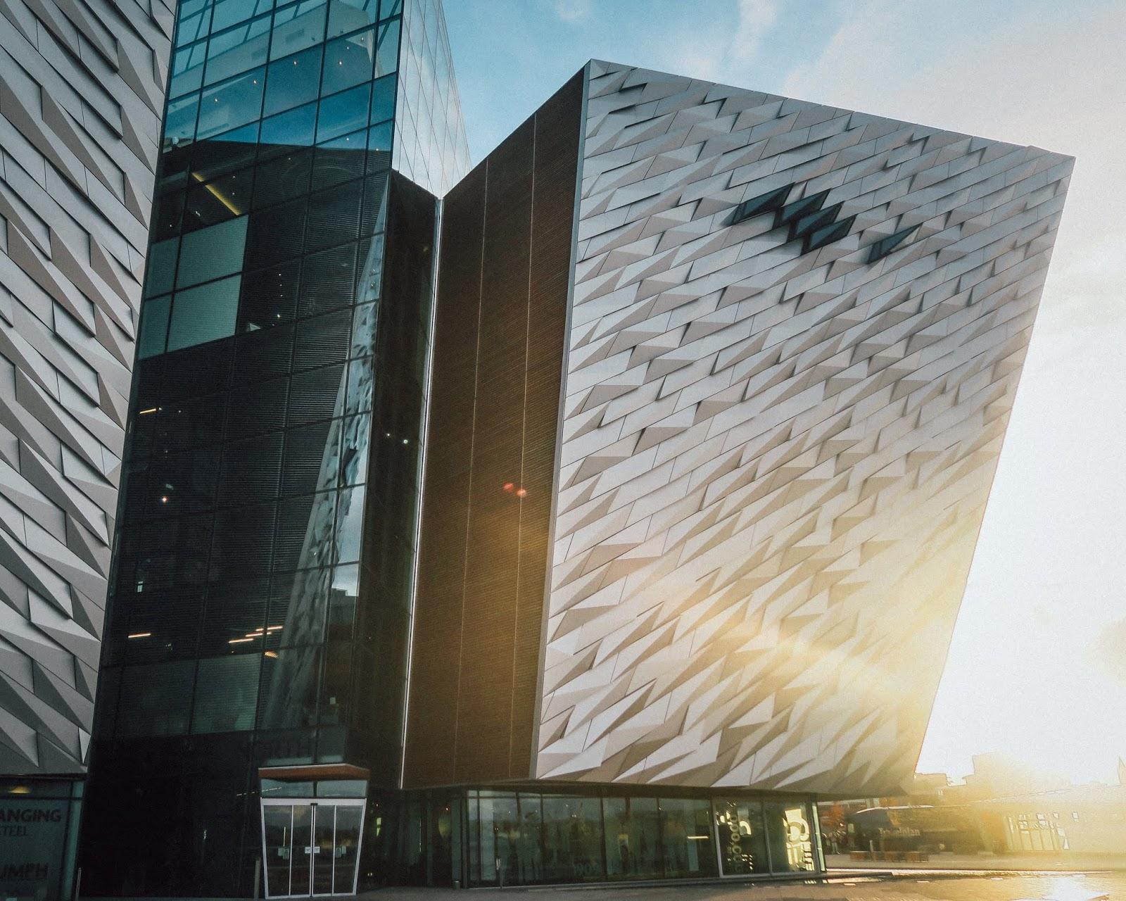 northern ireland titanic quarter hotel belfast liquidgrain liquid grain