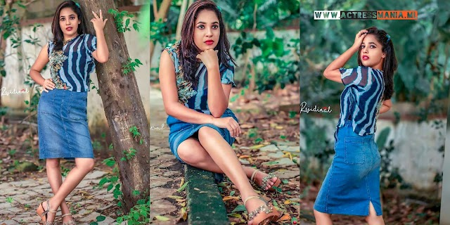 Star magic fame Amrutha Nair Hot Photos