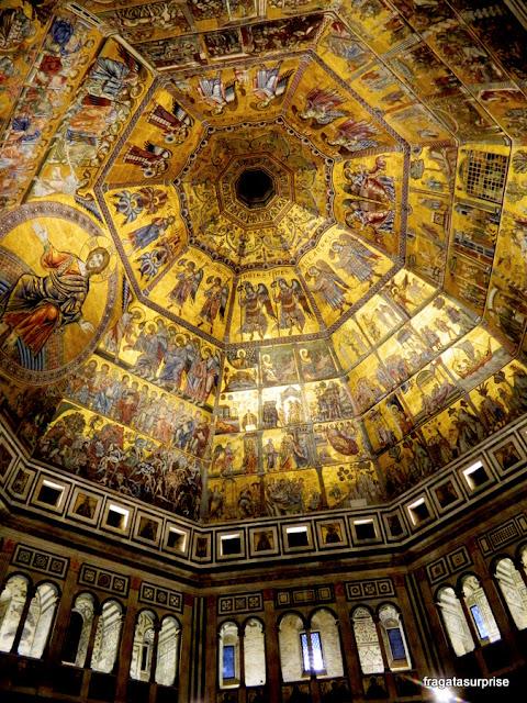 Batistério de Florença, Itália
