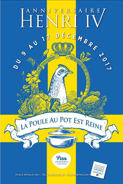 la poule au pot est reine 2017 Pau Pyrénées