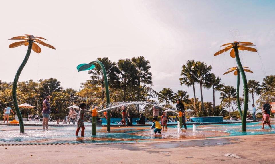 Dapatkan Paket Romansa Februari, Liburan Gaya Sehat di Harris Resort Barelang