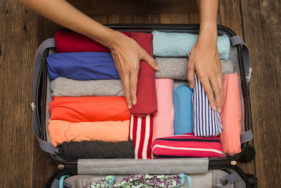 10 Hal Yang Bisa Membuat Rencana Perjalanan Wisatamu Kacau - Tidak Memperkirakan Jumlah Baju Ganti