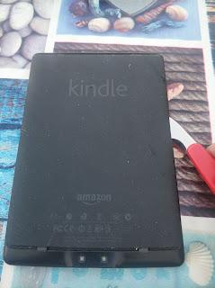 Pantalla Kindle rota solucionado