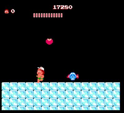 El tercer nivel ya es el nivel de hielo, y lo odio.