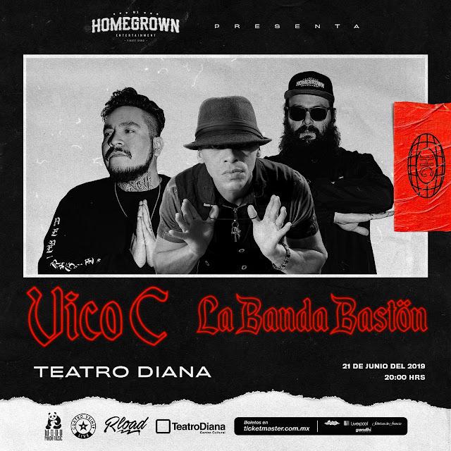 Vico C y La Banda Bastön