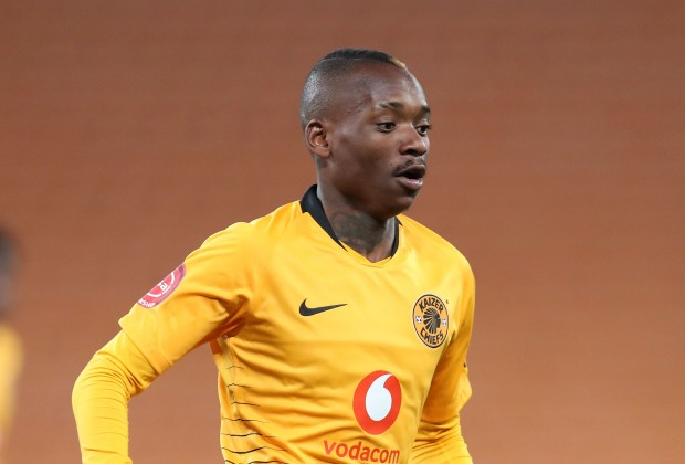 Kaizer Chiefs forward Khama Billiat
