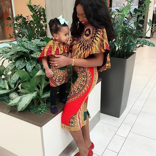 Latest Ankara Styles For Breastfeeding Mothers 5 Styles