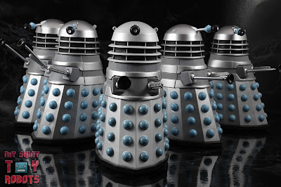 History of the Daleks Set #1 27