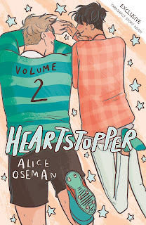 [Rezension] Heartstopper Volume 2 – Alice Oseman