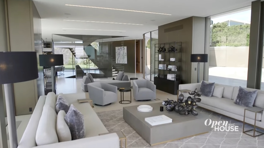 47 Interior Design Photos vs. Orum Road Y Mega Mansion Tour W/ Architect Zoltan