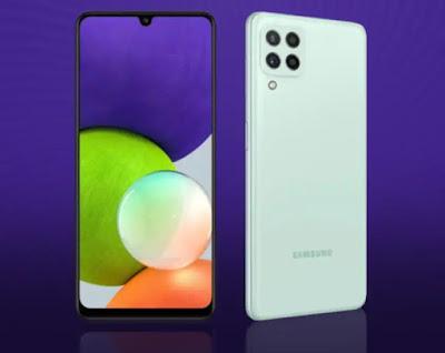 سامسونج جالاكسي Samsung Galaxy A22