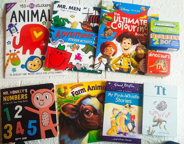 buku murah anak di bbw book sale