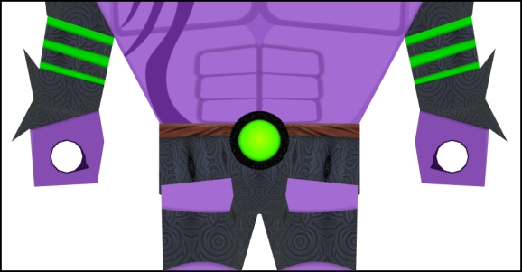 completed faceless void's belt